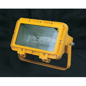 Ex Floodlight IP56 for HPS-T/MH-T 400W E40 with ballast 230V 60Hz, Exd IIB T2 IP56